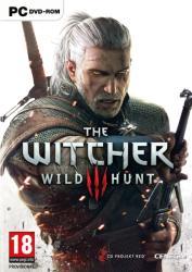 CD Projekt RED The Witcher III Wild Hunt (PC)