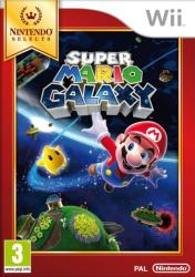 Nintendo Super Mario Galaxy [Nintendo Selects] (Wii)