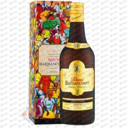 Barbancourt 15 Years 0.7L (43%)