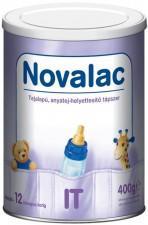Medis Novalac IT Tejalapú anyatej-helyettesítő tápszer, 0-12 hó - 400g