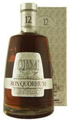 Ron Quorhum 12 Years 0.7L (40%)