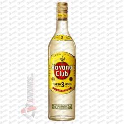 Havana Club 3 Years 1L (40%)