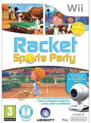 Ubisoft Racket Sports Party [Camera Bundle] (Wii)