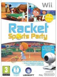 Ubisoft Racket Sports Party [Camera Bundle] (Wii)