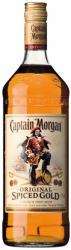 Captain Morgan Spiced Gold 1L (35%)
