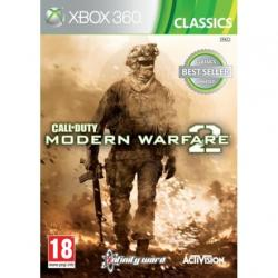 Activision Call of Duty Modern Warfare 2 [Classics] (Xbox 360)
