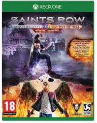 Deep Silver Saints Row IV Re-Elected & Gat Out of Hell [First Edition] (Xbox One)