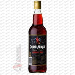 Captain Morgan Black 1L (40%)