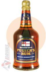 Pusser's 15 Years British Navy 0.7L (40%)