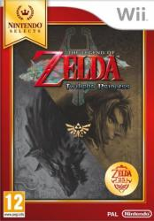 Nintendo The Legend of Zelda Twilight Princess [Nintendo Selects] (Wii)