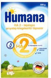 Humana HA 2 Plus 500g (6 hónapos kortól)