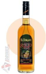 El Dorado Spiced 0.7L (37.5%)