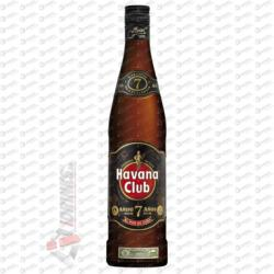 Havana Club Anejo 7 Years 1L (40%)