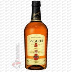 BACARDI 8 éves 1L (40%)