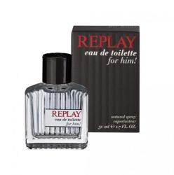 Replay for Him EDT 50ml Tester
