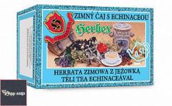 Herbex Téli Tea Echináciával 20 Filter