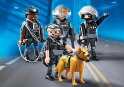 Playmobil Echipa de politie (5565)