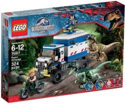 LEGO Jurassic World - Dühöngő dinoszaurusz (75917)