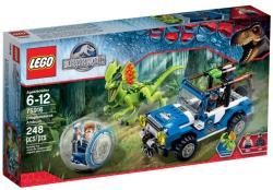 LEGO Jurassic World - Dilophosaurus támadás (75916)