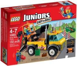 LEGO Juniors - Útépítő autó (10683)