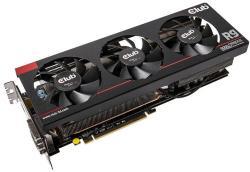 Club 3D Radeon R9 290 royalQueen 4GB GDDR5 512bit PCI-E (CGAX-R9298F)