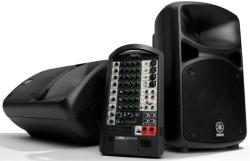 Yamaha STAGEPAS SET 6C