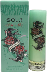 So...? For Me EDT 30ml