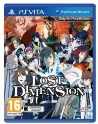 Atlus Lost Dimension (PS Vita)