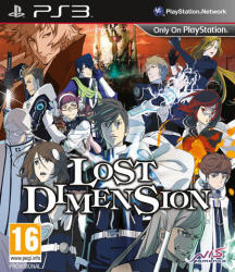 Atlus Lost Dimension (PS3)