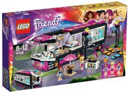 LEGO Friends - Popsztár utazóbusz (41106)