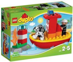 LEGO Duplo - Tűzoltóhajó (10591)
