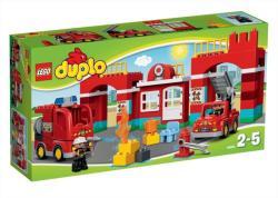 LEGO Duplo - Tűzoltóállomás (10593)