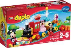 LEGO Duplo - Mickey és Minnie születésnapi parádéja (10597)