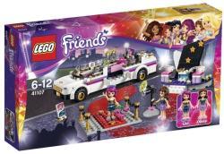 LEGO Friends - Popsztár limuzin (41107)
