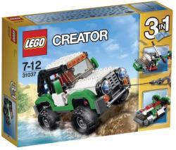 LEGO Creator - Kaland járművek (31037)