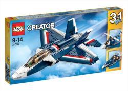 LEGO Creator - Kék vadászrepülő (31039)