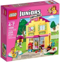 LEGO Juniors - Családi ház (10686)
