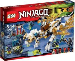 LEGO Ninjago - Wu sárkánymester (70734)