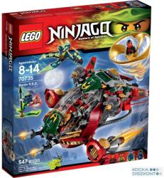LEGO Ninjago - Ronin R. E. X (70735)