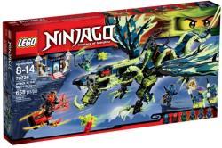 LEGO Ninjago - A Moro sárkány támadása (70736)