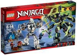 LEGO Ninjago - A Mech Titán csatája (70737)