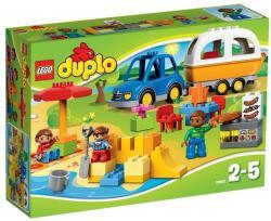 LEGO Duplo - Kempingezés (10602)