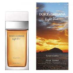 Dolce&Gabbana Light Blue Sunset in Salina EDT 100ml