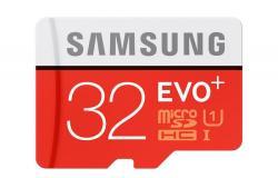 Samsung EVO+ microSDHC 32GB Class 10 UHS-I (MB-MC32DA/EU)