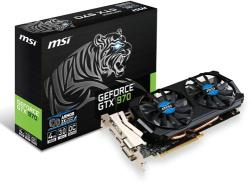 MSI GeForce GTX 970 4GB GDDR5 256bit PCIe (GTX 970 4GD5T)