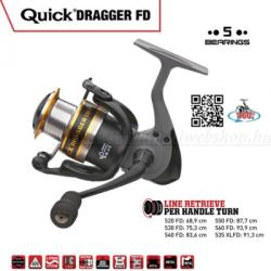 D.A.M. Quick Dragger FD 540 (1111 540)