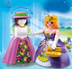 Playmobil Prinţesa cu manechin (4781)