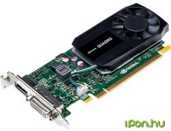 PNY Quadro K620 2GB GDDR3 128bit PCIe (VCQK620WE-PB)