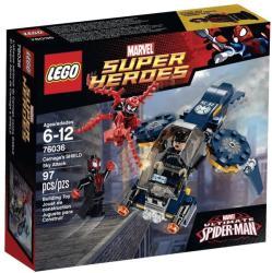 LEGO Marvel Super Heroes - Carnage támadása (76036)