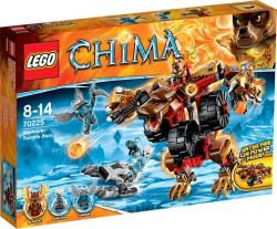 LEGO Chima - Bladvic morgó medvéje (70225)